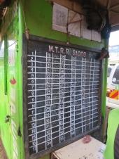 MTRR Sacco Stop Nairobi
