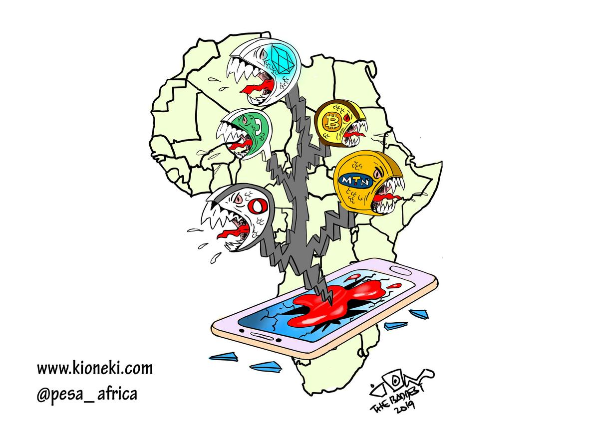 Why Africa's Policy Makers Should be Worried About Virtual Platforms and Virtual Currencies