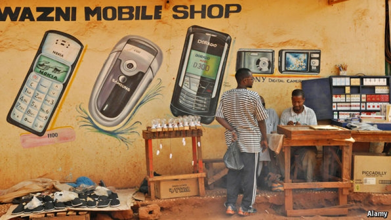 How Nokia and Prepaid Airtime Fractionalization Gave Rise to Africa's Digital Economy: Guest Post by Niti Bhan